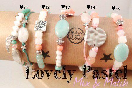 Lovely Pastels www.sierlijkenzo.nl
