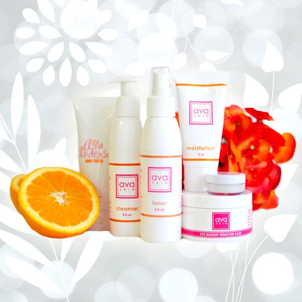 13 Eco-Friendly Beauty Gifts to Give and Get | Ava Anderson Non Toxic 6 Piece AvaSKIN Set, $102