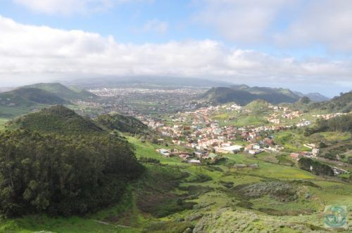 Anaga Rural Park from the north-east corner of Tenerife Island (Spain) is an amazing place to visit. Not many tourists are coming here, so you'll enjoy the views in silence.