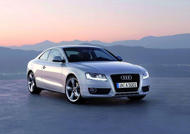 Audi A-5, so pretty :)