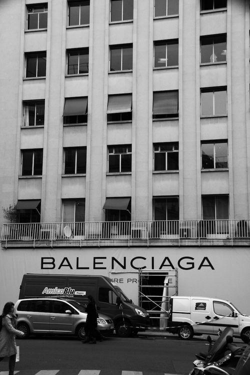 Balenciaga, Paris