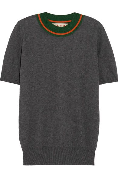 Charcoal, green and orange cotton Slips on 100% cotton Dry clean