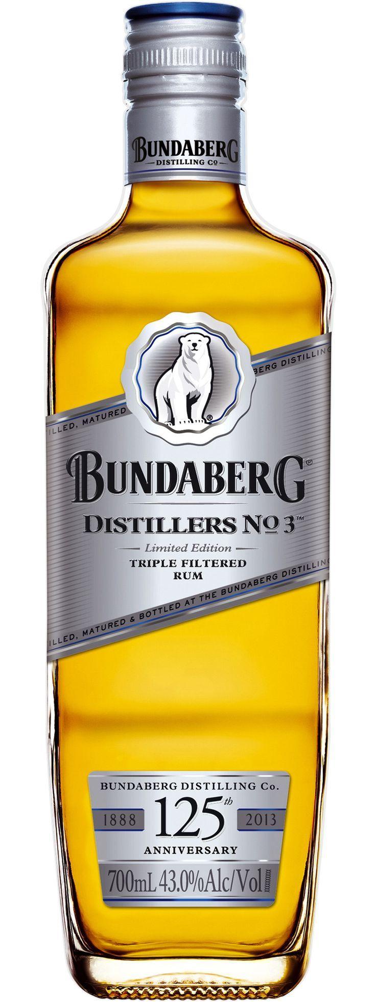MUST GET THIS, CANT WAIT! •Bundaberg Rum Distilling co. #the #best #rum #world #wide #queensland #Australia #yum #drink #alcohol #polar #bear #rum #bundy #yeast #sugar #cane #distil #water #good #afternoon #drink