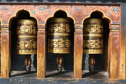(via Prayer wheels, a photo from Thimphu, West | TrekEarth)  Buthan