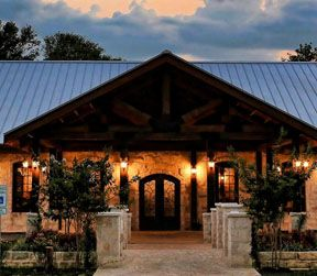 Pecan Springs; Brookshire, TX. (Near Katy) I'm in love with this venue; one day!