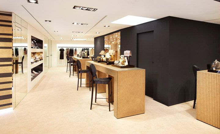 chanel pop-up store - cannes: Shops, Retail Space, Cannes Store, Design Blog, Pop Up Stores