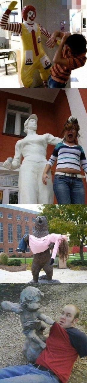 Funny poses with statuses  Pinterest: ledolinhgiang