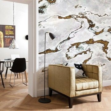 Currently Inspired By: Marmoro Wall Mural Decal On Fab.com