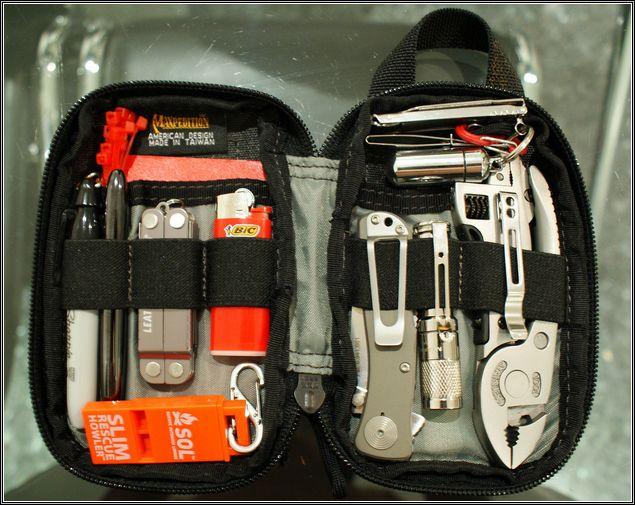 Maxpedition Mini Pocket Organizer Edc
