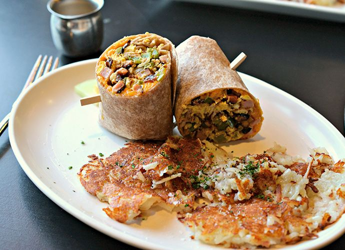 Marion Street Eatery-1of 7 Top Restaurants in Winnipeg Manitoba,Canada.Click on picture to read more....
