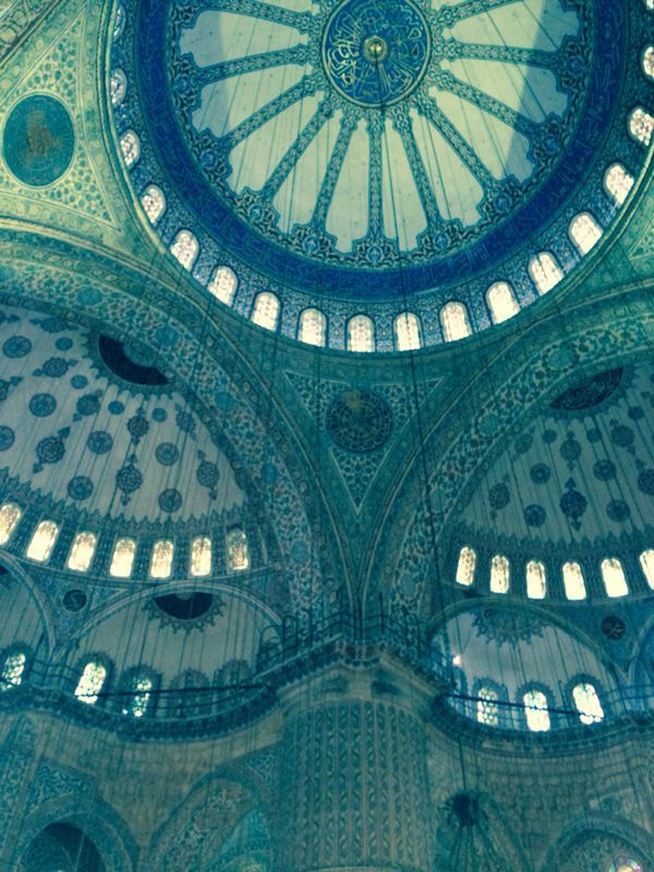Blue Mosque, Istanbul