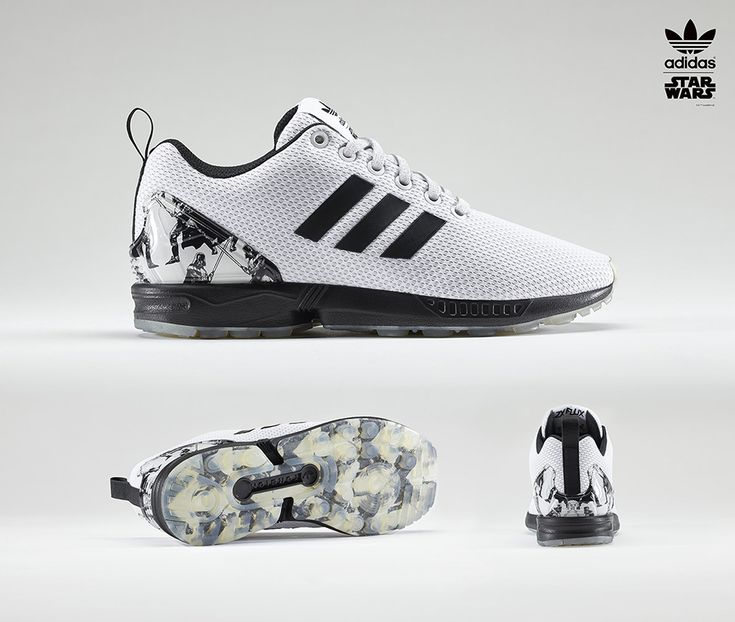 Darth Vader and Stormtroopers Invade the miZXFLUX