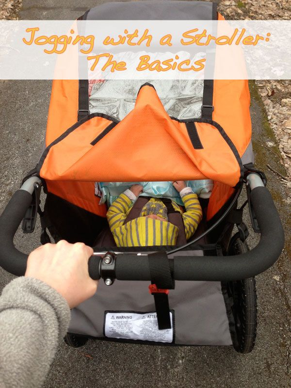 Jogging with a Stroller: The Basics | Hellobee
