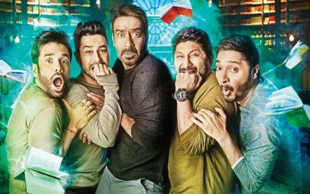 Golmaal Again Box Office Collection Day 35