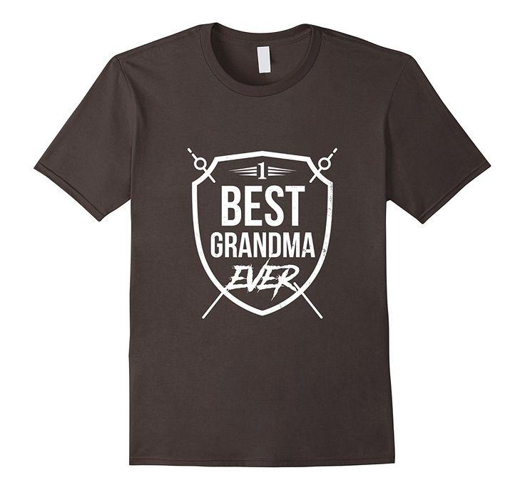Amazon.com: Men's Best Gift for Best Grandma 2XL Asphalt: Clothing