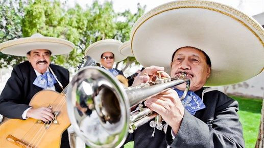 Places to visit in 2016: Mexico during the celebration of Cinco de Mayo on May 5th. #kilroy #mexico #festivities #band #mariachi