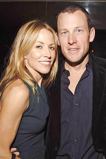 Sheryl crow and lance armstrong after three years together six months
