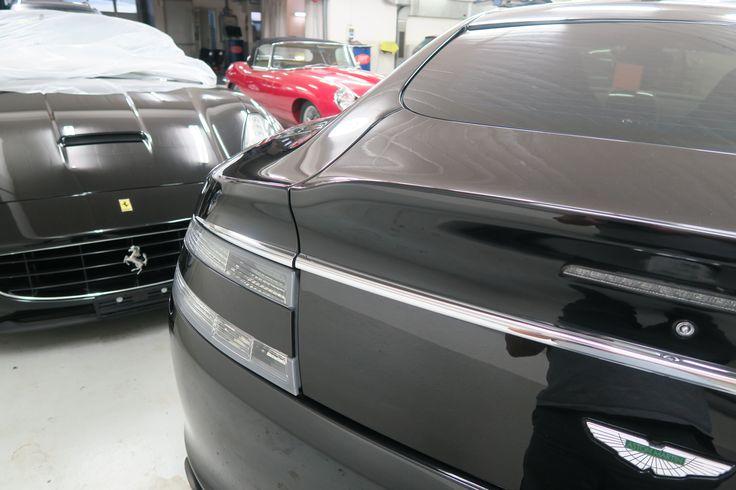 Luxus Automobile, das jeden Tag! www.avp-autopflege.ch