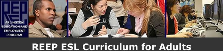 ESL Curriculum Resources