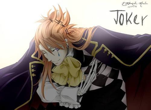 Black Butler (Kuroshitsuji) Joker [Book of Circus]