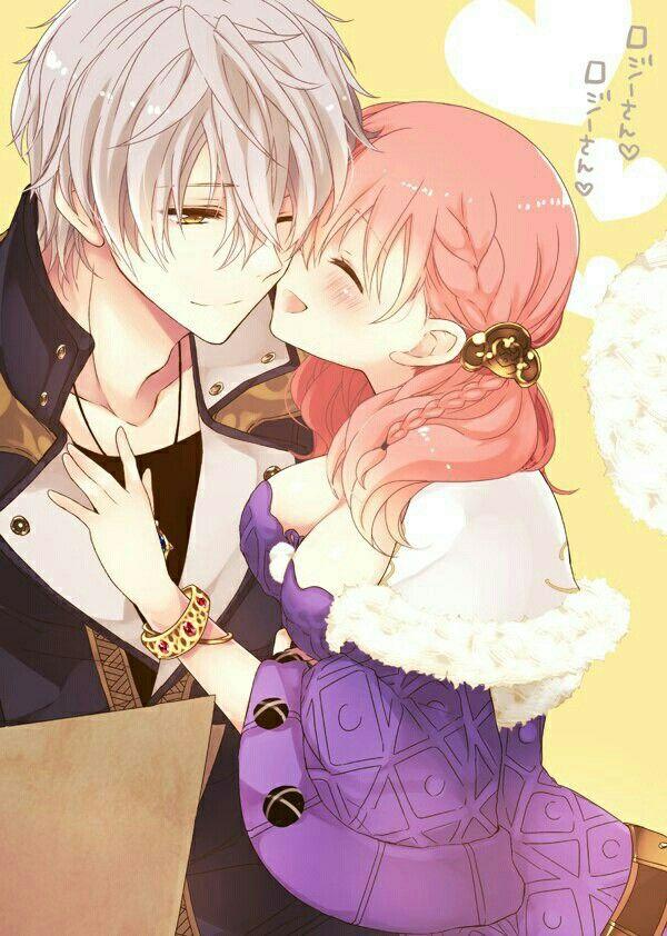 Anime Couples Fan Art Sapphire Fanart