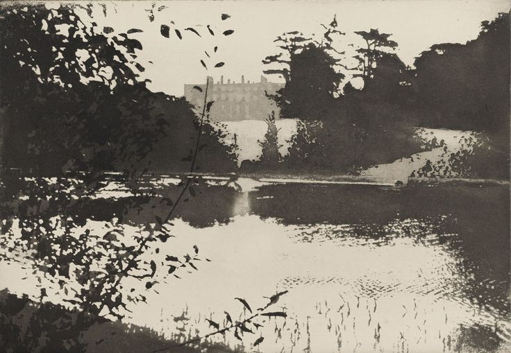 Ditchley Park   Norman Ackroyd