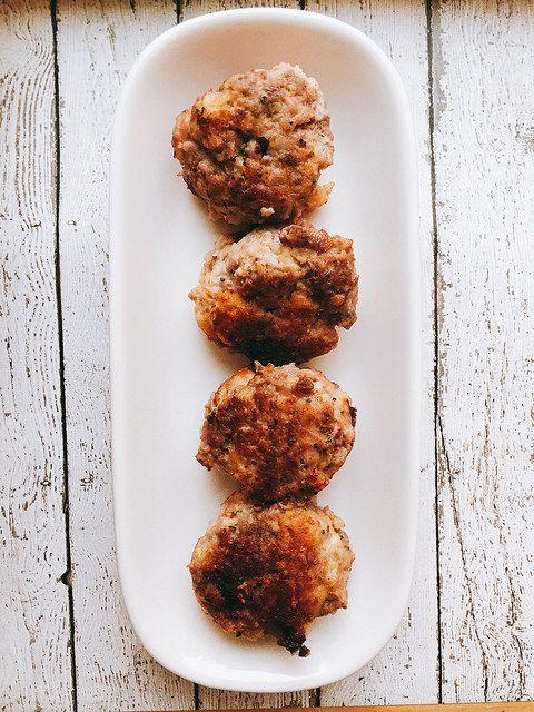 Ina Garten's Meatballs