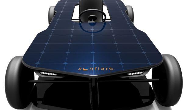"""Fotovoltaico Sunflare, così sottile da poterlo """"appiccicare"""" ovunque"""
