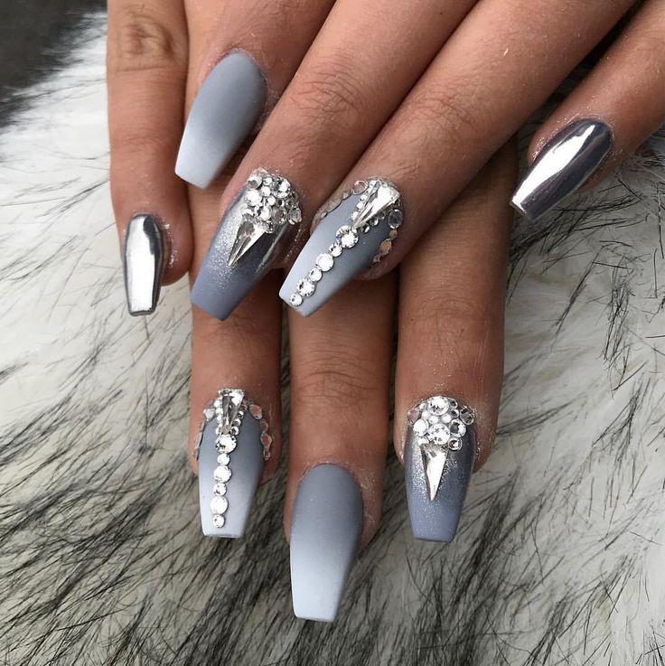 """Gefällt mir 434 Mal, 31 Kommentare – Schönheitsberaterin (Gabu Gab) auf Instagram: """"Kann nicht genug von den Diamanten auf diesem schlanken Silberset kriegen   💎⠀ …"""