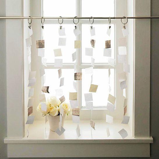 25+ Best Ideas About Unique Window Treatments On Pinterest
