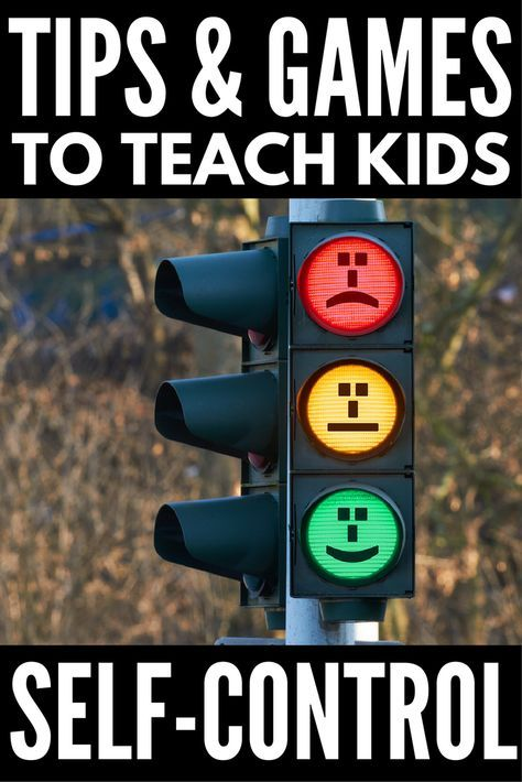 Learn how to teach children self-control with this collection of self-regulation strategies and activities for kids!