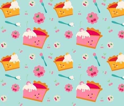 ZAKKA kids Piece of Pie by zakkasweetdesigns