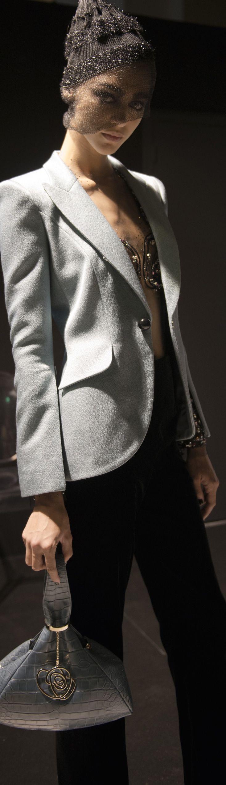 Armani Privé Fall 2017 Haute Couture