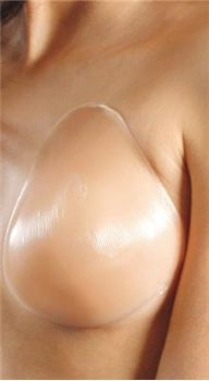 silicone bra for wedding dress. Strapless and backless.