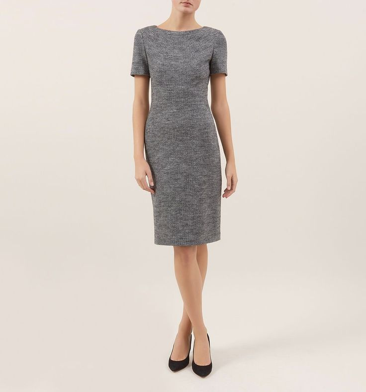 Bewitching Grey Work Dresses