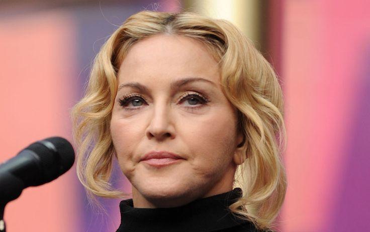 Madonna soutient les Ukrainiens