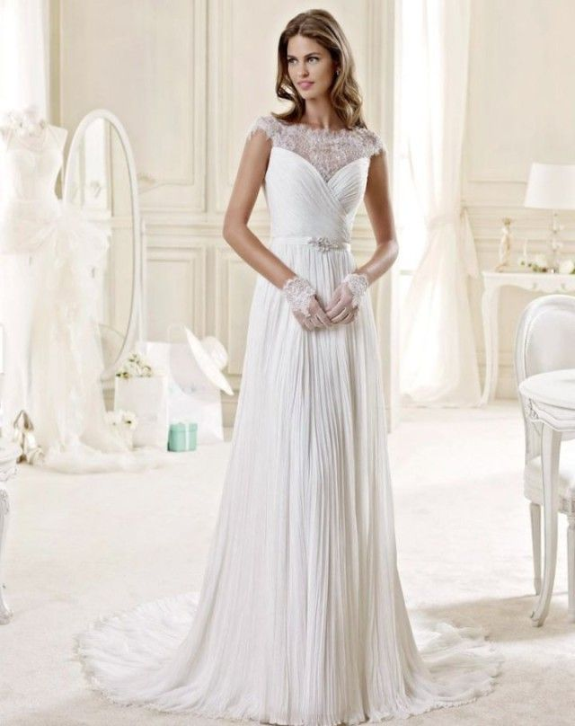 Svadobné šaty a Týždeň módy 2015