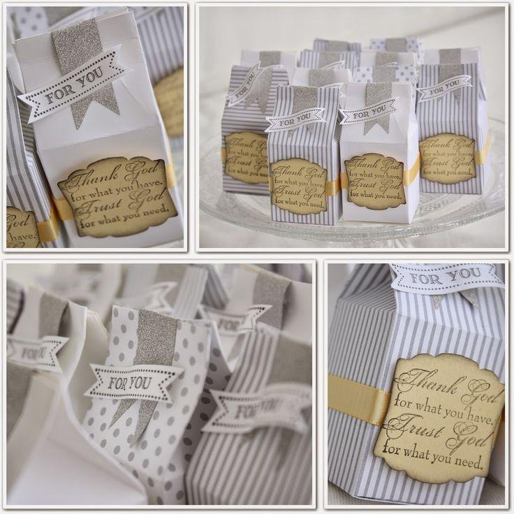 beadsdesign ♥♥♥♥ love: Silvesterbegrüßerli, Mini Milch Karton