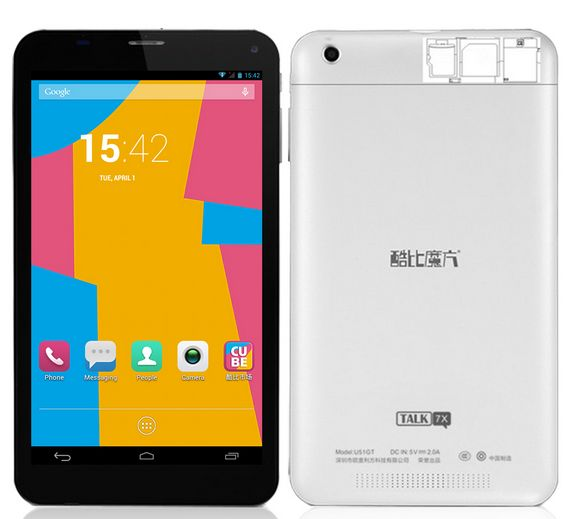 how to talk between android phone and android tablet