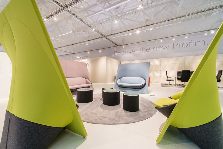 #Profim at Orgatec 2014 in Cologne. Collection: Wyspa. Design: ITO Design.
