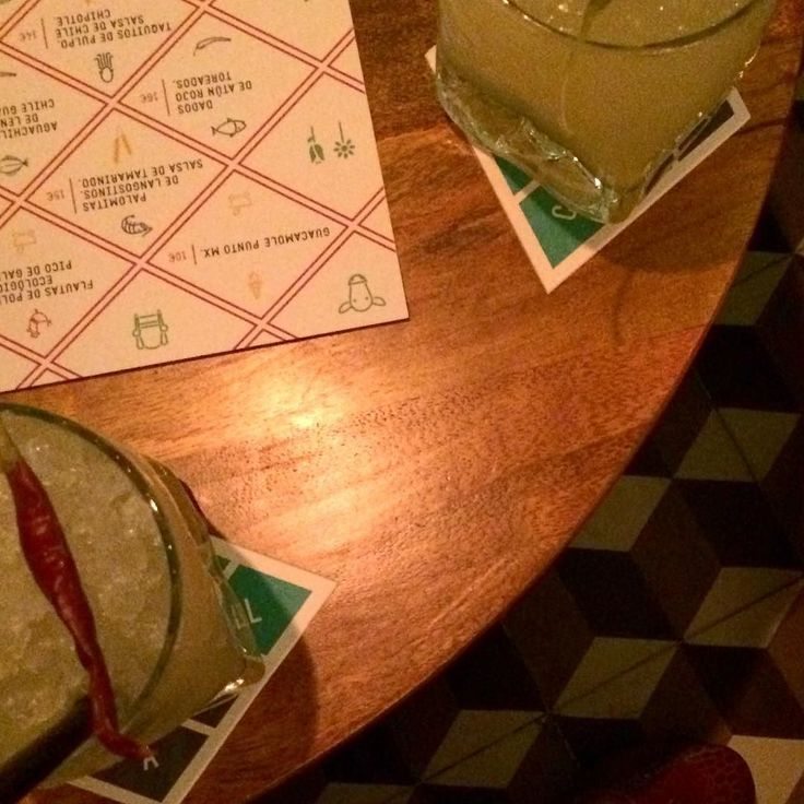 Brindemos que es jueves!#cóctel #cocktails #jueves #thursday #mezcal #mexicano #madrid #dinner #madridlanuit #foodie by cristina_pina
