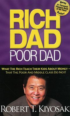 Rich Dad Poor Dad (English): Book