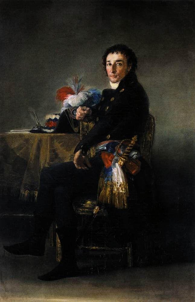 Ferdinand Guillemardet, Francisco Goya