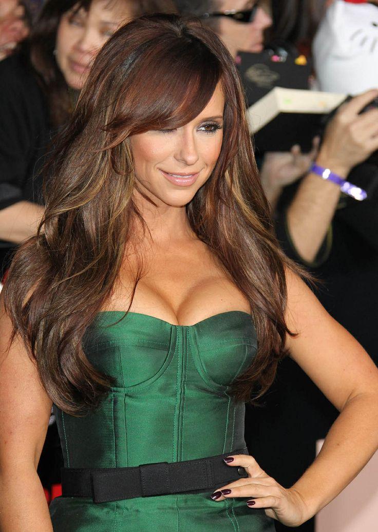 Jennifer Love Hewit | Gorgeous Emerald Green Corset Gown