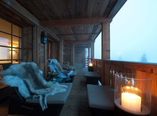 covered porch... love