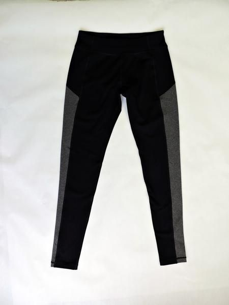 Gabe Clothing's full-length leggings are engineered for high performance and movement. Grey panels on the sides of the legs create an elongating and sliming effect. Perfect for everyday.  Check out our leggings here: https://www.shopgabeclothing.com/collections/womens/products/leggings-grey-on-the-sides