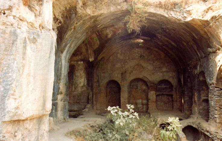 Cave of the Seven Sleepers ~ Ephesus