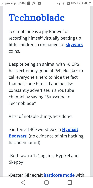 Technoblade Cps
