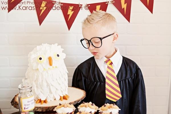 Harry Potter Party Planning Ideas Cake Decor Supplies Printables Invitation