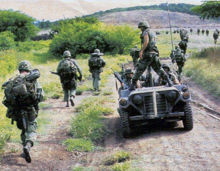 Grenada Road Army Ranger Grenada Army Monster Trucks